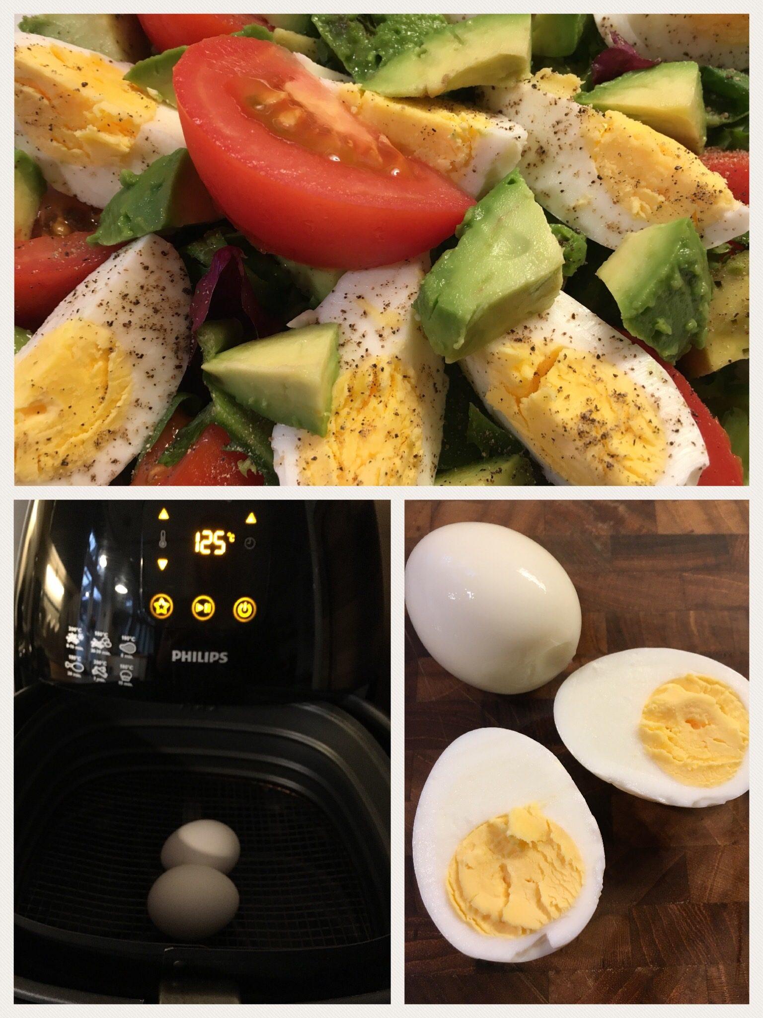 Hårdkogte æg