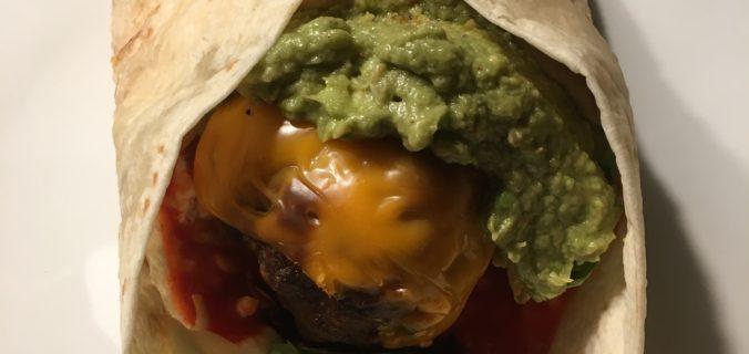 Mexicansk cheeseburger