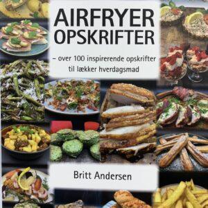 Bogen AIRFRYER OPSKRIFTER